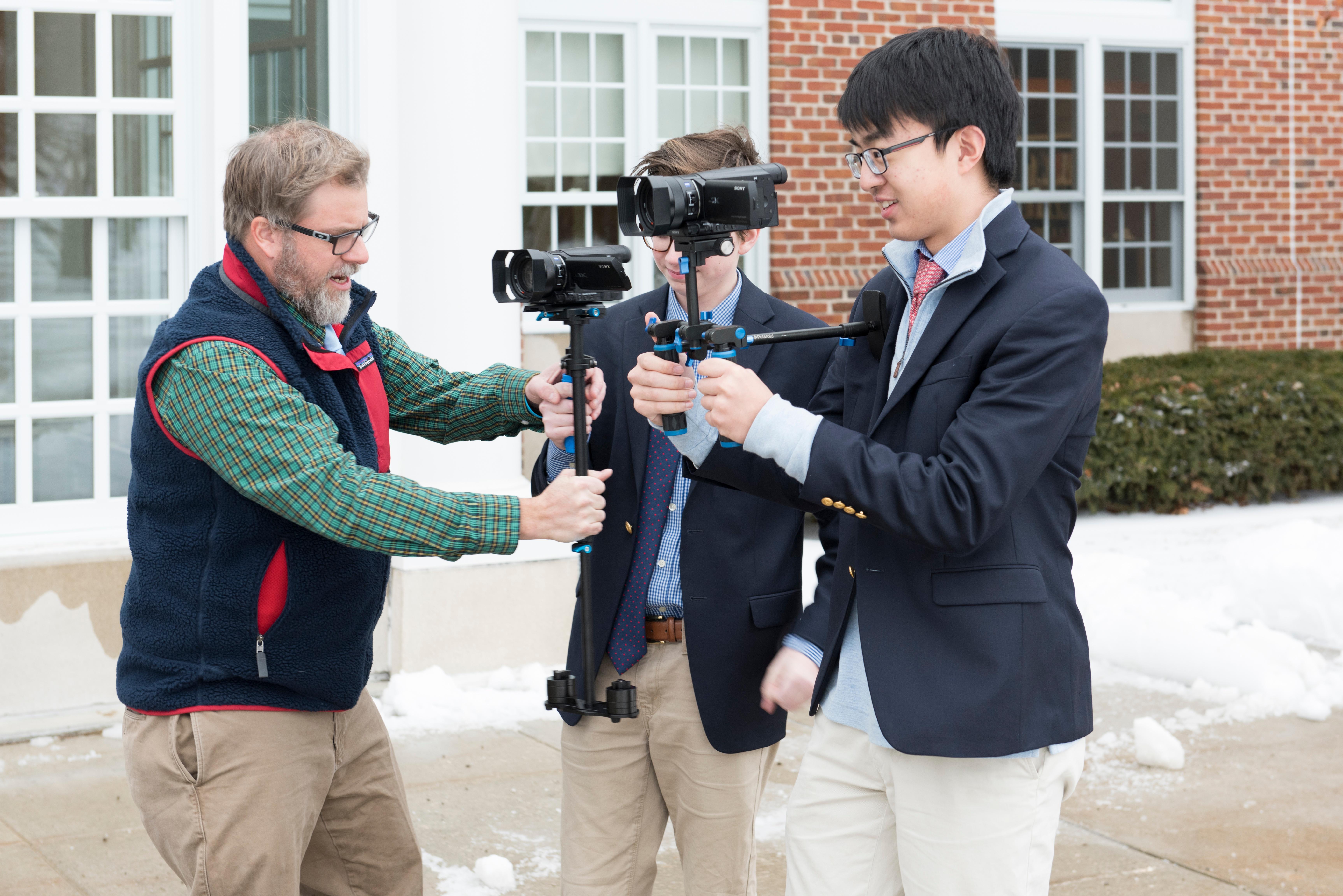 Salisbury School Film